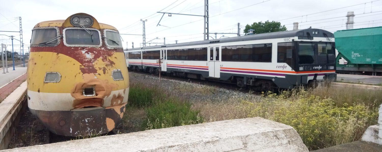Pagina web de la Asociación de Amigos del Ferrocarril El Platanito